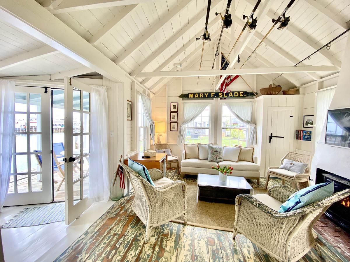 Old North Wharf- Mary Slade | Photo